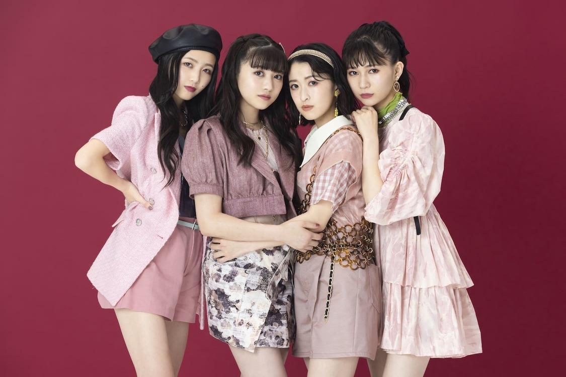 東京女子流、新SG「ストロベリーフロート」ビジュアル公開!