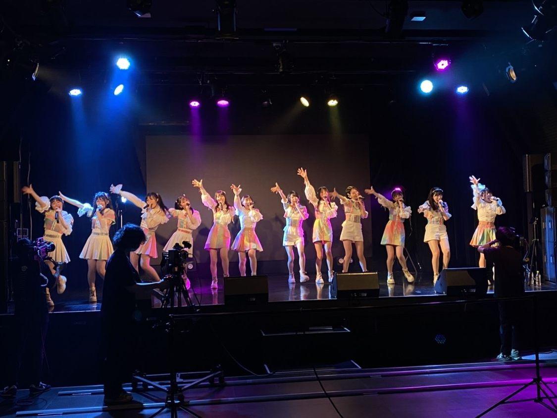 虹コン、7/14結成日に10時間30分にわたる生配信<虹コンフェス>開催!
