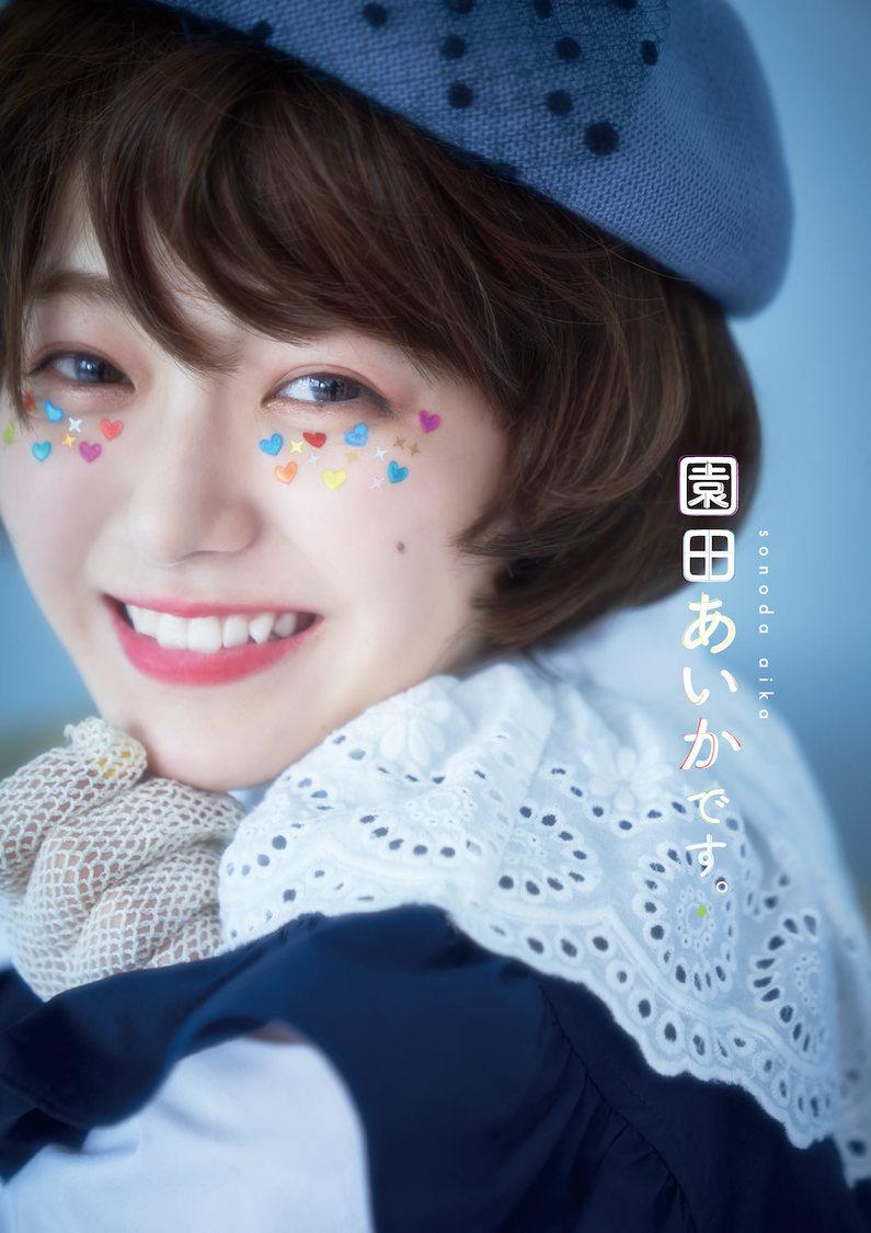 園田あいか、10代の少女の姿からセクシーな大人カットまで収録! 1st写真集『園田あいかです。』発売決定