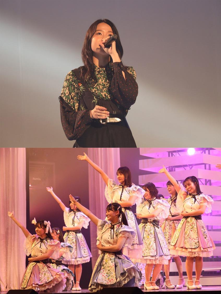 鞘師里保、STU48、広島のファンの前で平和を歌った数々の名曲を披露!『れいわのへいわソング 2021』出演
