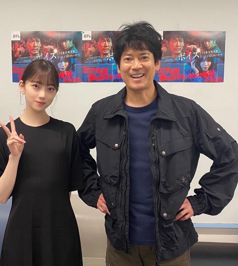 堀未央奈、日テレドラマ『ボイスⅡ』にゲスト出演!「力強い眼差しに負けないように、頑張りました」
