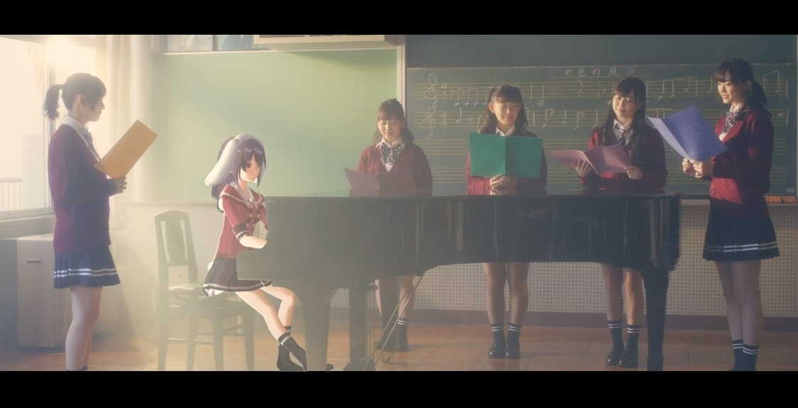 響木アオ、たこ虹とのコラボ曲「七色の風」MV公開!