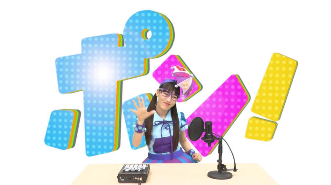 ももくろちゃんZ、子育て情報メディア『KIDSNA』タイアップ記事+「きもちいい音コレクション」動画公開!