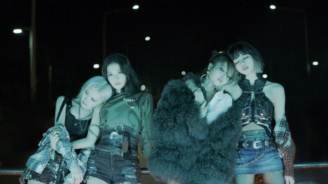 BLACKPINK、映画『BLACKPINK THE MOVIE』撮り下ろしコメント動画公開!