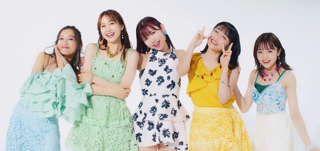i☆Ris、「Summer Dude」ダンスMV公開+20th SG発売記念オンラインイベント開催決定!