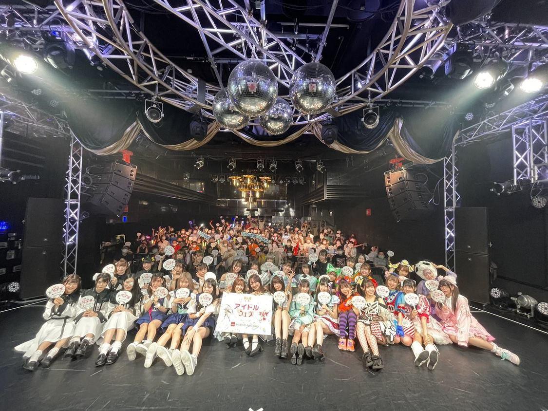 FES☆TIVE、手羽セン、elsyら、初開催の<ローモバアイドルフェス>で熱狂!