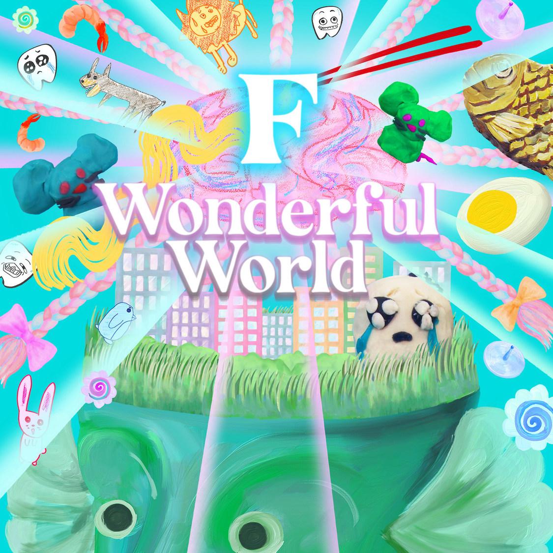 ano、テレ朝『あのちゃんねる』OP「F Wonderful World」配信リリース決定!