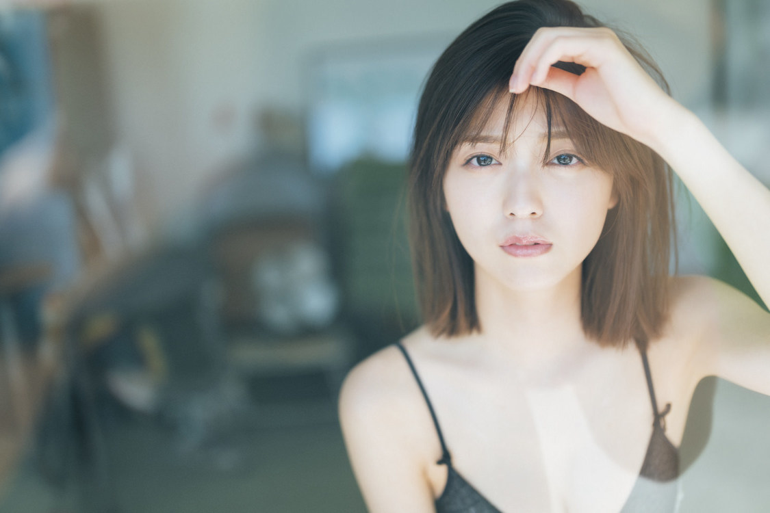 工藤美桜(撮影:前康輔/©主婦の友インフォス)