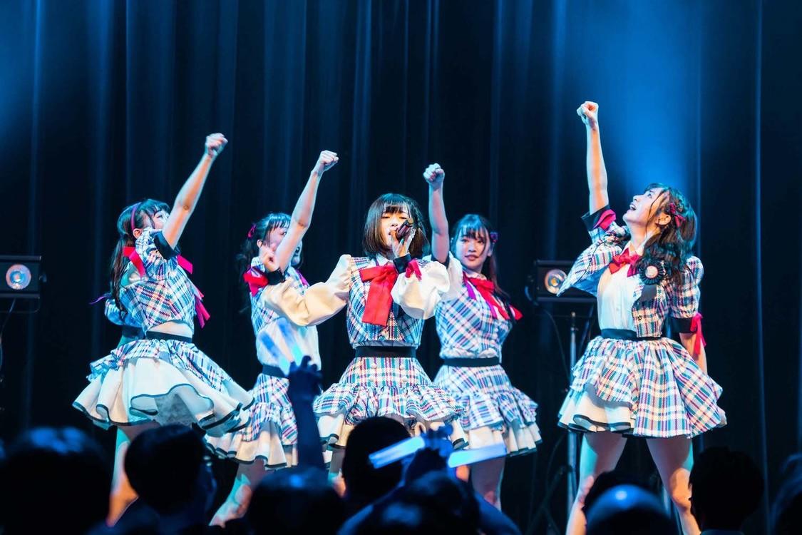 キャンディzoo[ライブレポート]躍動感溢れるステージングでポテンシャルの高さを見せつけた<新体制お披露目ライブ>