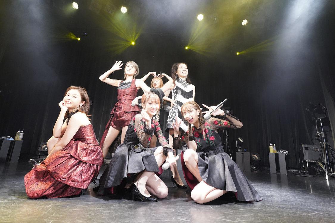 predia[ライブレポート]貫禄のパフォーマンスと深い感謝の気持ちを届けたメジャーデビュー7周年ワンマン