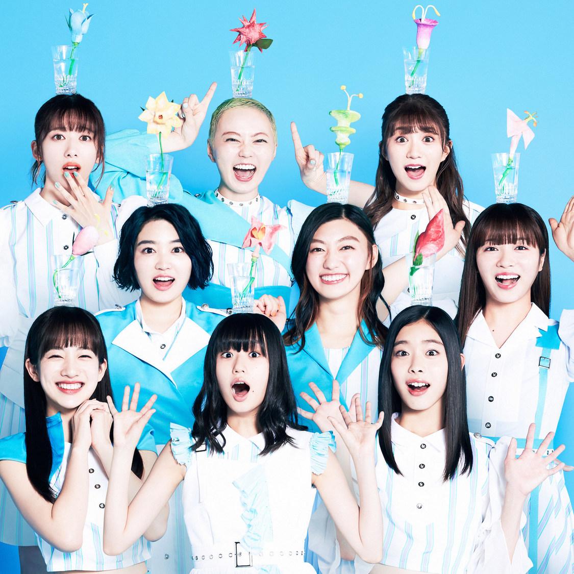 エビ中、9人体制初の新曲「イヤフォン・ライオット」フルサイズ先行配信決定!
