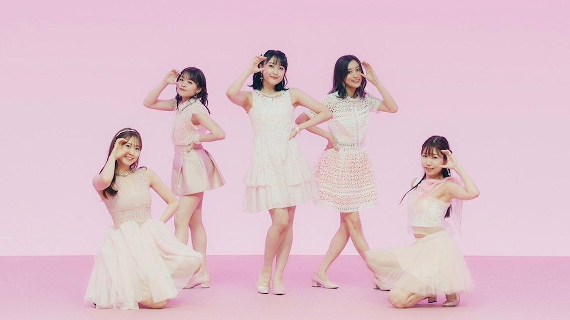 i☆Ris、「Cheer up」ダンスMV公開+20th SG発売記念YouTube生配信決定!