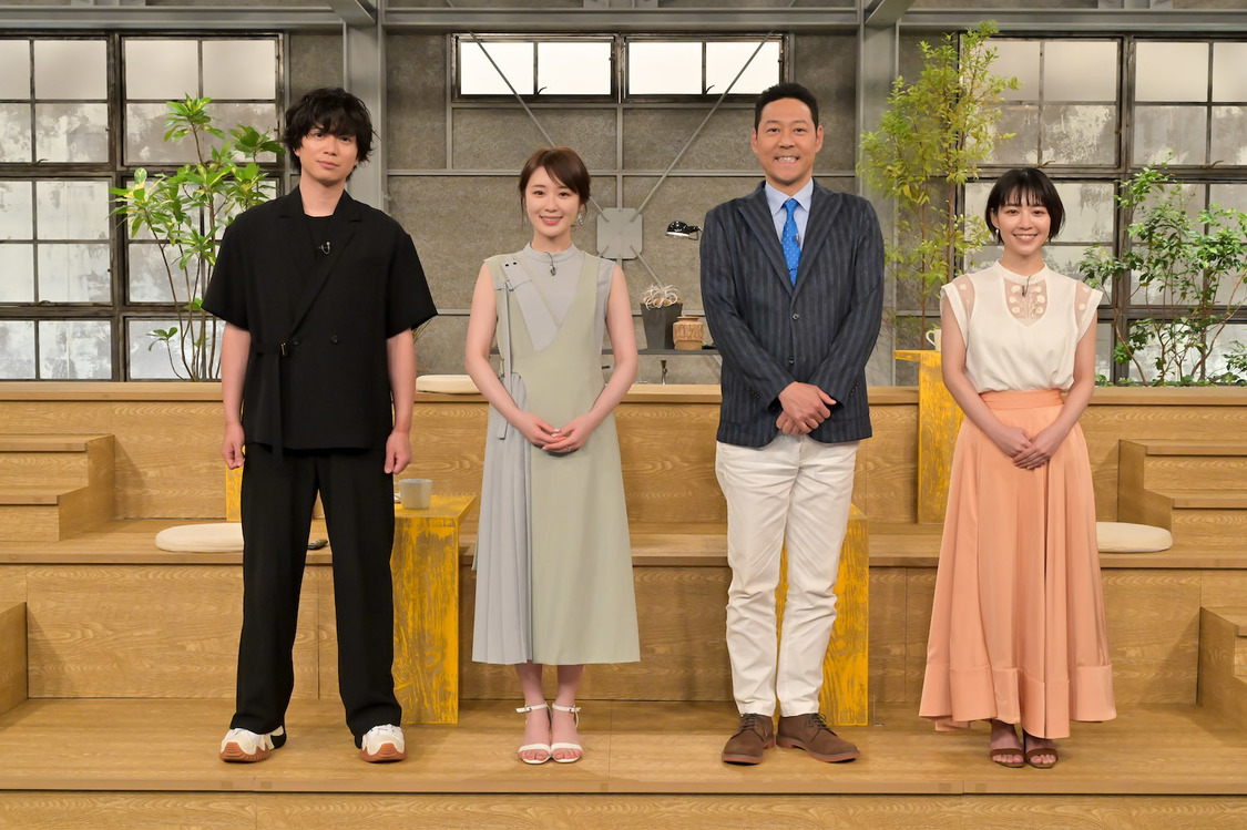 乃木坂46 高山一実、ドキュメンタリーに心を動かす「人間としても豊かになれるのかも」NHK総合『3分ドキュメンタリー』MC出演