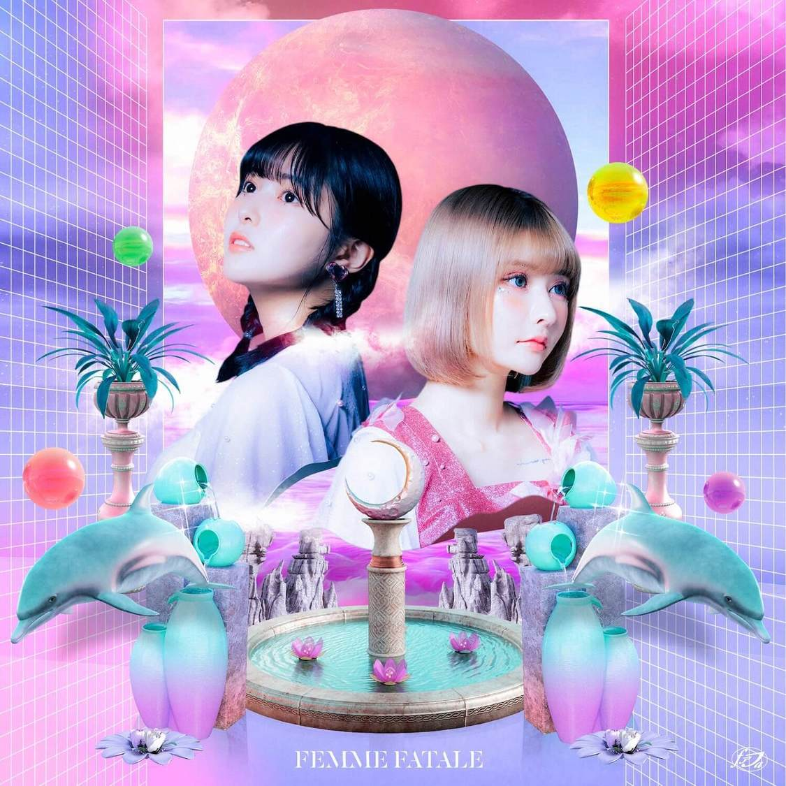 femme fatale、新曲「Club Moon」配信リリース+戦慄かなの生誕イベント開催決定!