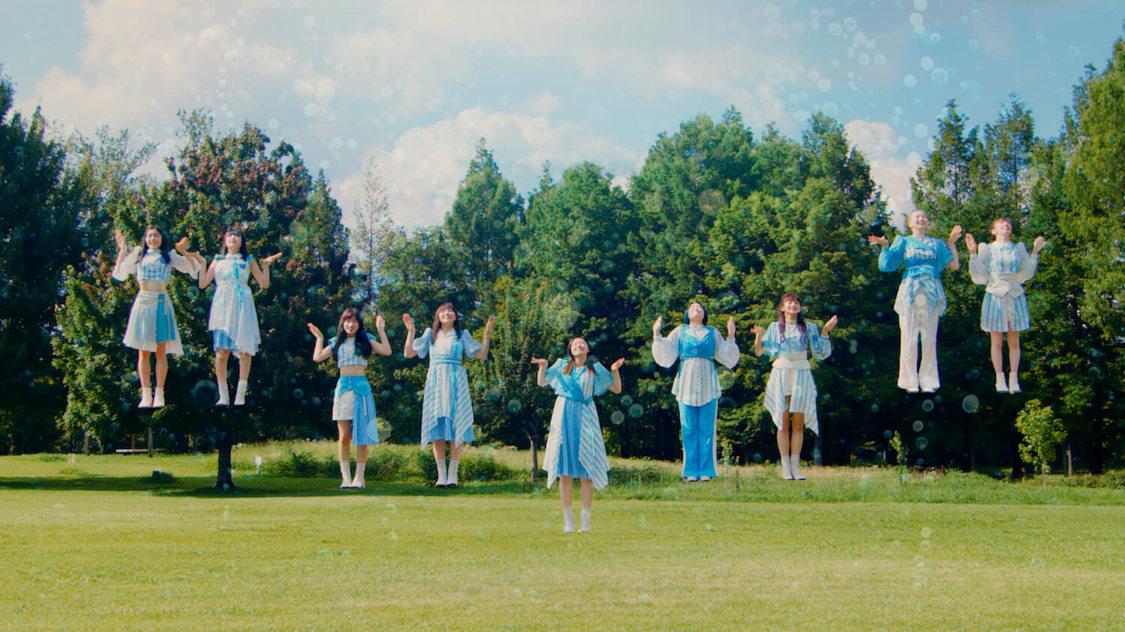 エビ中、新曲「イヤフォン・ライオット」LINE MUSIC ソングTop100ウイークリーランキング1位+Billboard Japan Streaming Songsウィークリーチャート3位獲得!
