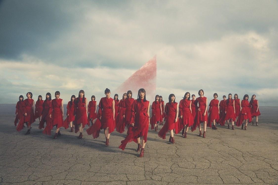 櫻坂46、新ビジュアル公開+3rd SG表題曲「流れ弾」ラジオ初OA決定!