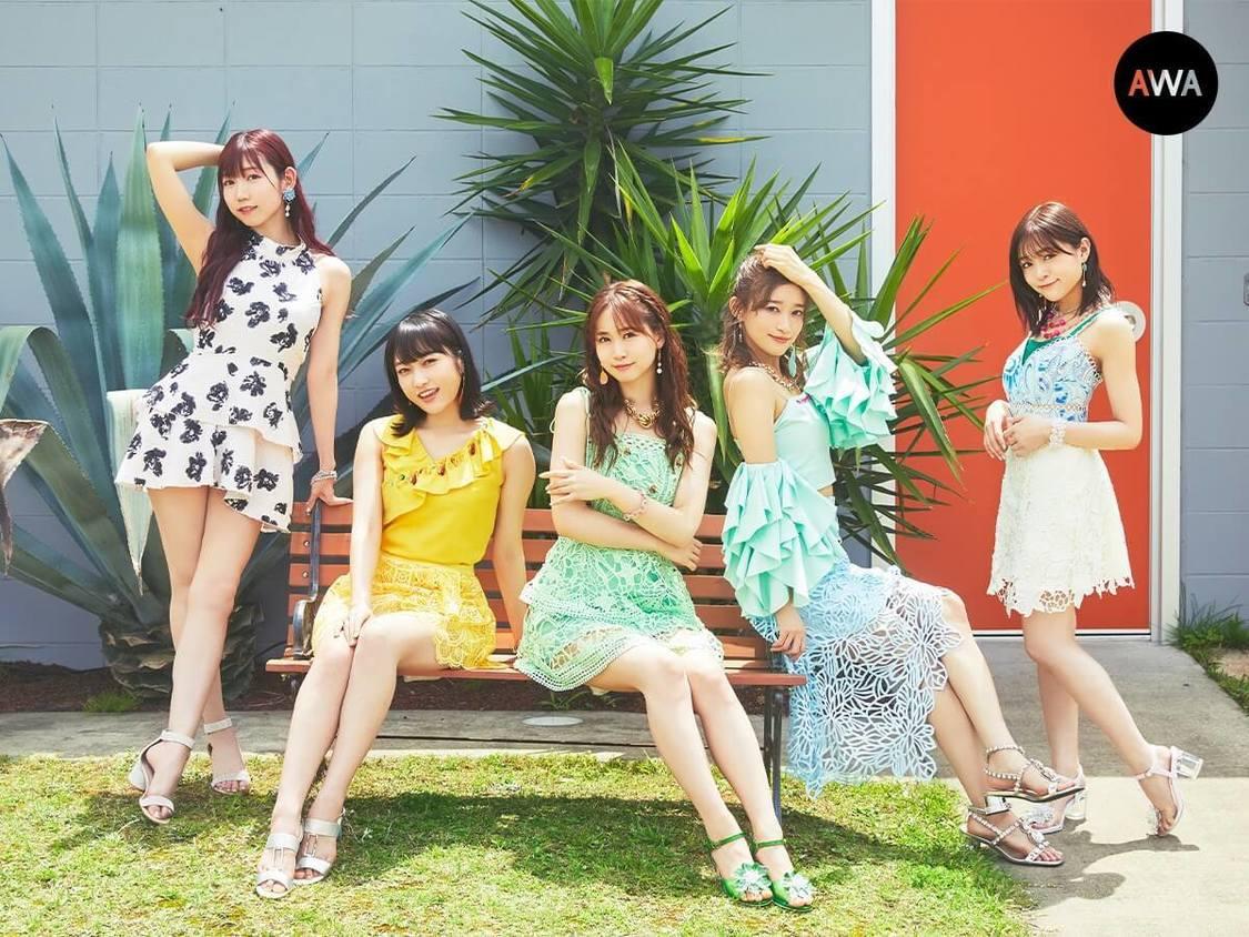 """i☆Ris、""""夏""""をテーマにしたプレイリスト『サマ☆リス』を公開!"""