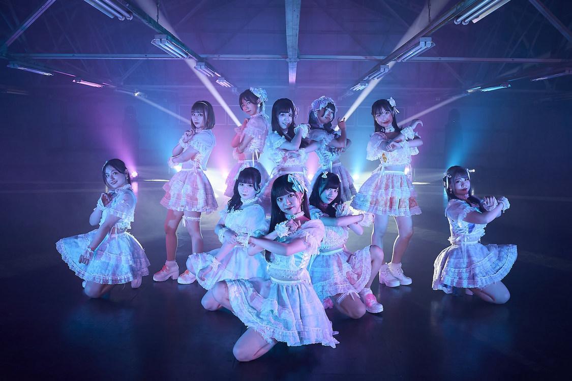 KRD8、WT☆Egret、合同企画SG「アンブレイカブル」リリース決定!