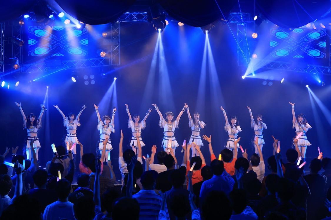 イケてるハーツ[ライブレポート]新メンバー加入を発表し、新章の始まりを告げた新宿の夜「これからも一緒に進んでいきましょうー!」
