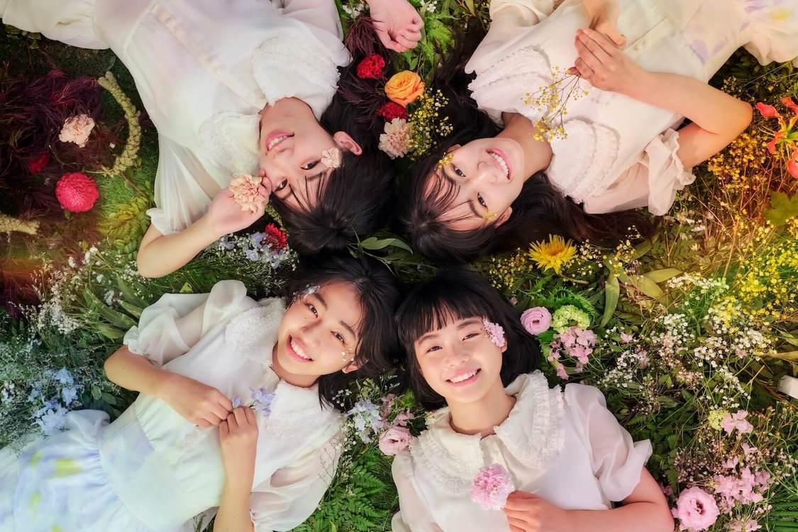 開歌-かいか-、ポップしなないで提供楽曲「Secret Summer」配信限定リリース決定! 「4人の個性をたくさん感じられる曲」