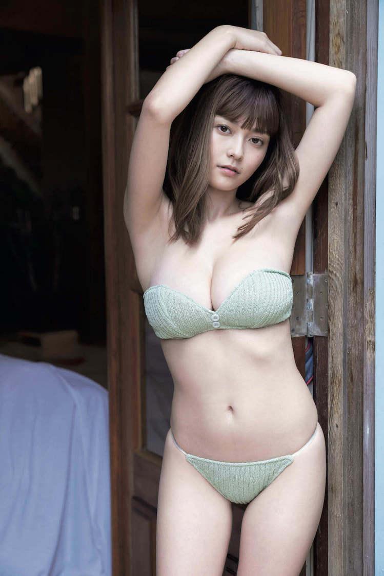 櫻井音乃(©光文社/週刊FLASH 撮影:唐木貴央)