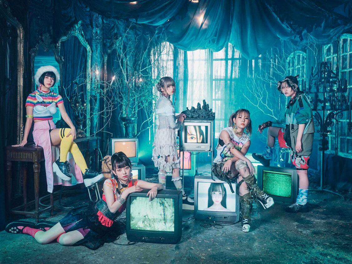 ミームトーキョー、メジャーデビュー曲「THE STRUGGLE IS REAL」ダンス映像公開!