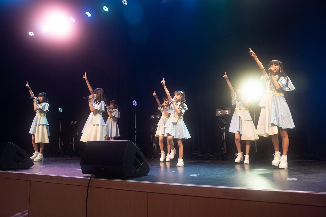 夢アド新妹グループ・YUMEADO CiTRON、デビュー! <夢アド9周年記念LIVE スペシャル2DAYS>初日にて