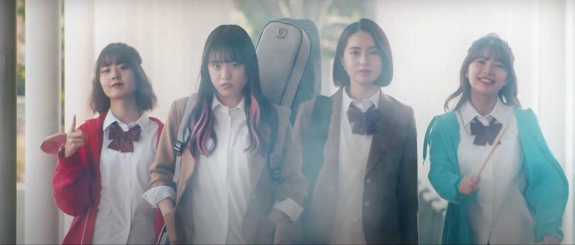 伊藤千由李、大原梓、ゆな、寺本莉緒、映画『マンケン男子とケイオン女子』出演決定!