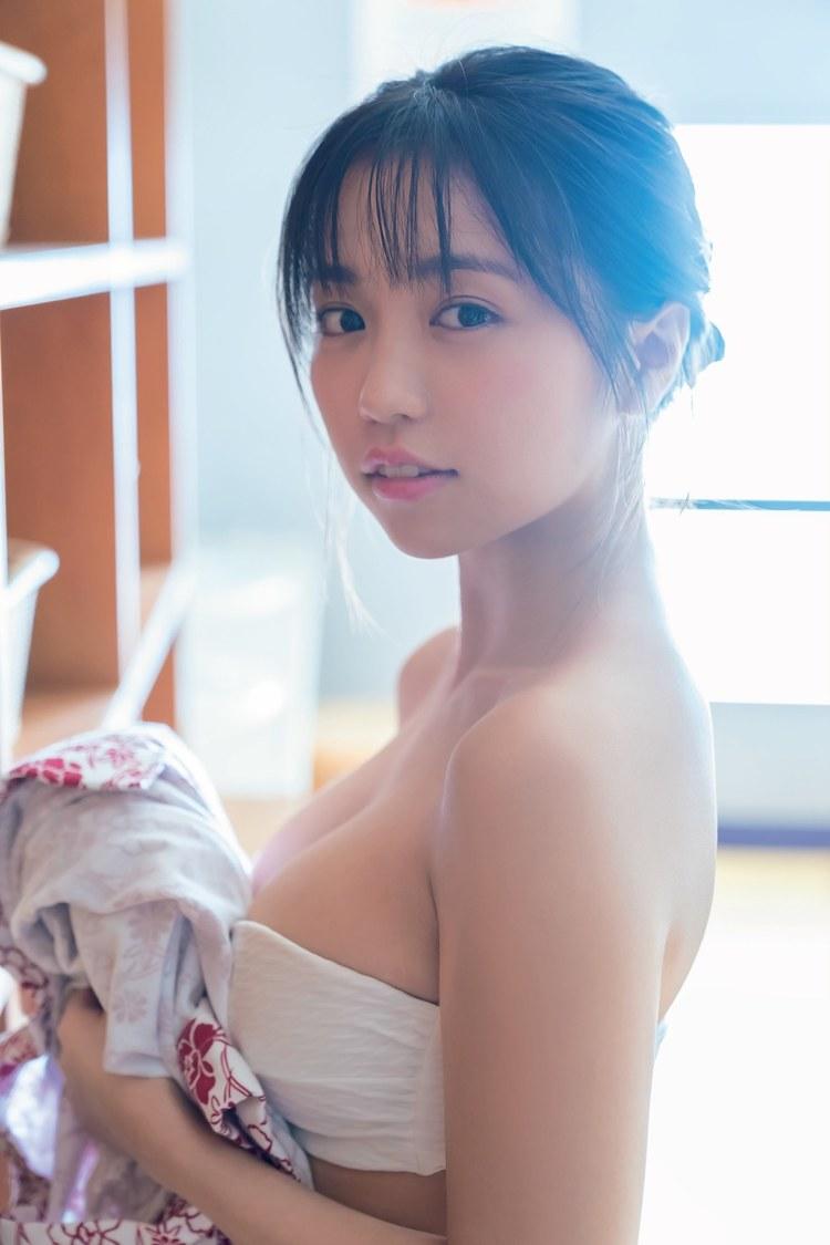 大原優乃(撮影:唐木貴央)