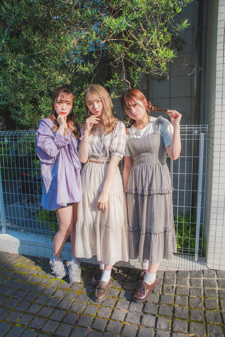 JamsCollection 豊田あさ、小波もも、柚木ひるね[インタビュー]個性溢れる色とりどりの水着で彩った沖縄夏曲MV 「来年の夏も一緒に過ごしたいぐらい気に入りました」