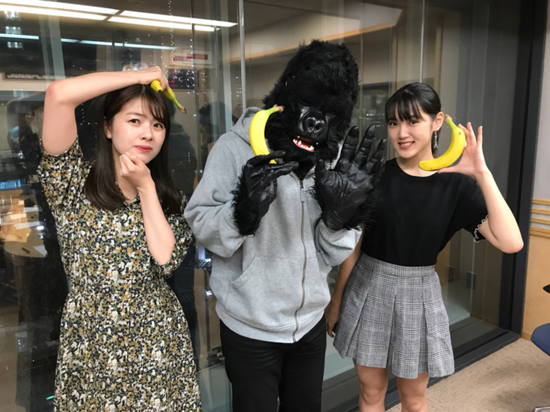 アンジュルム 中西香菜、カントリー・ガールズ 小関舞、『音楽ゴリラ』最終回に出演