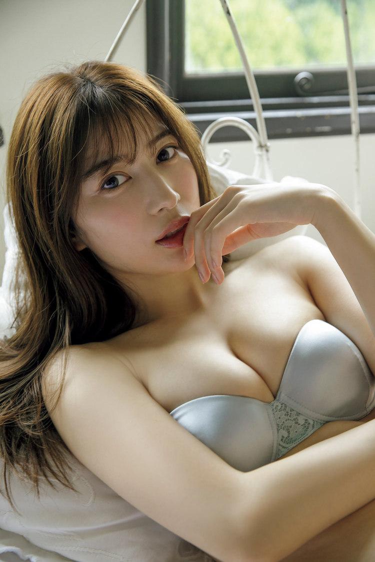 雪平莉左(©光文社/週刊『FLASH』 撮影:西條彰仁)