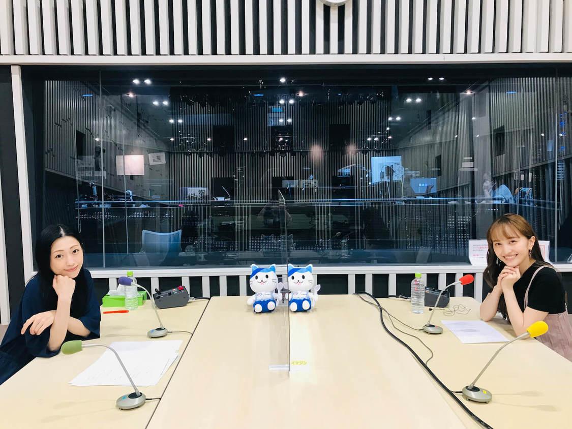ももクロ 百田夏菜子、壇蜜と1対1のラジオドラマに挑戦! 『百田夏菜子とラジオドラマのせかい』9月ゲスト決定