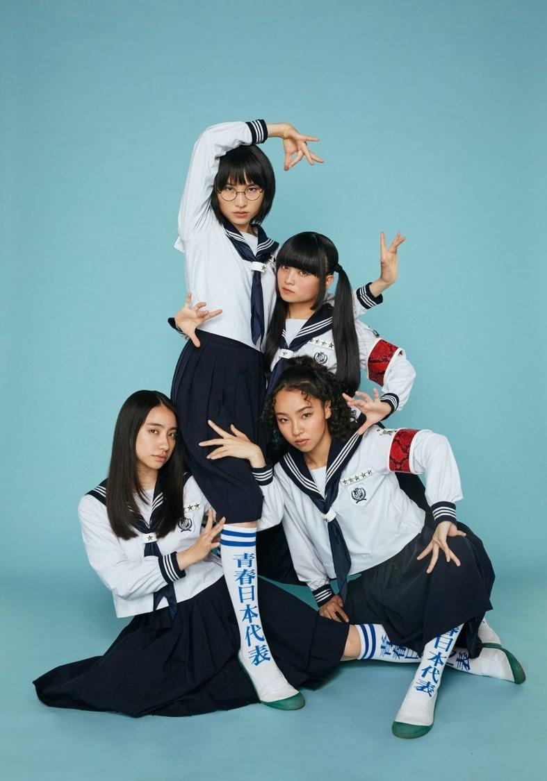 新しい学校のリーダーズ、新曲「Pineapple Kryptonite」デジタルリリース決定!