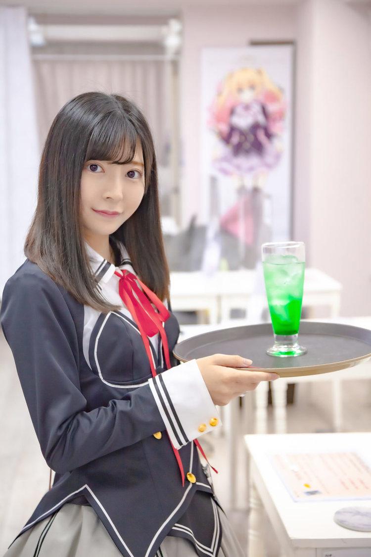 佐藤あむ、『ノラとと』『Monkeys!!』コラボカフェイベントにスペシャルゲスト店員として登場!