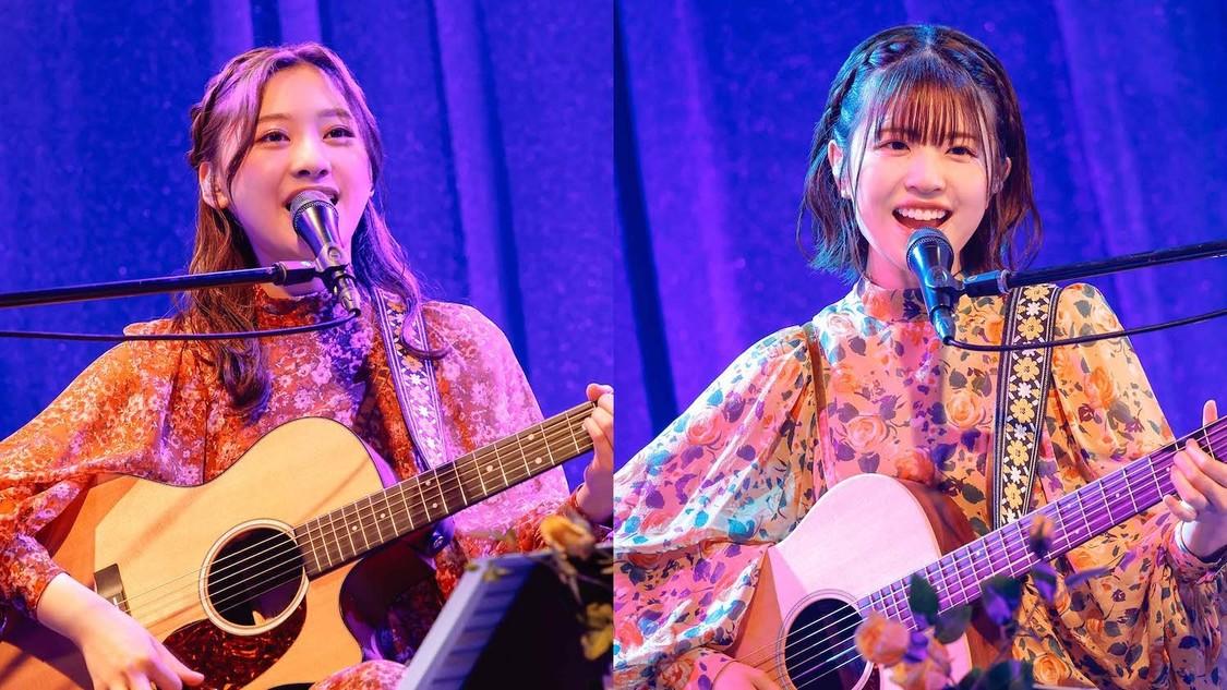 日向坂46 花ちゃんズ(富田鈴花・松田好花)、<MTV LIVE MATCH>オープニングアクト出演決定!