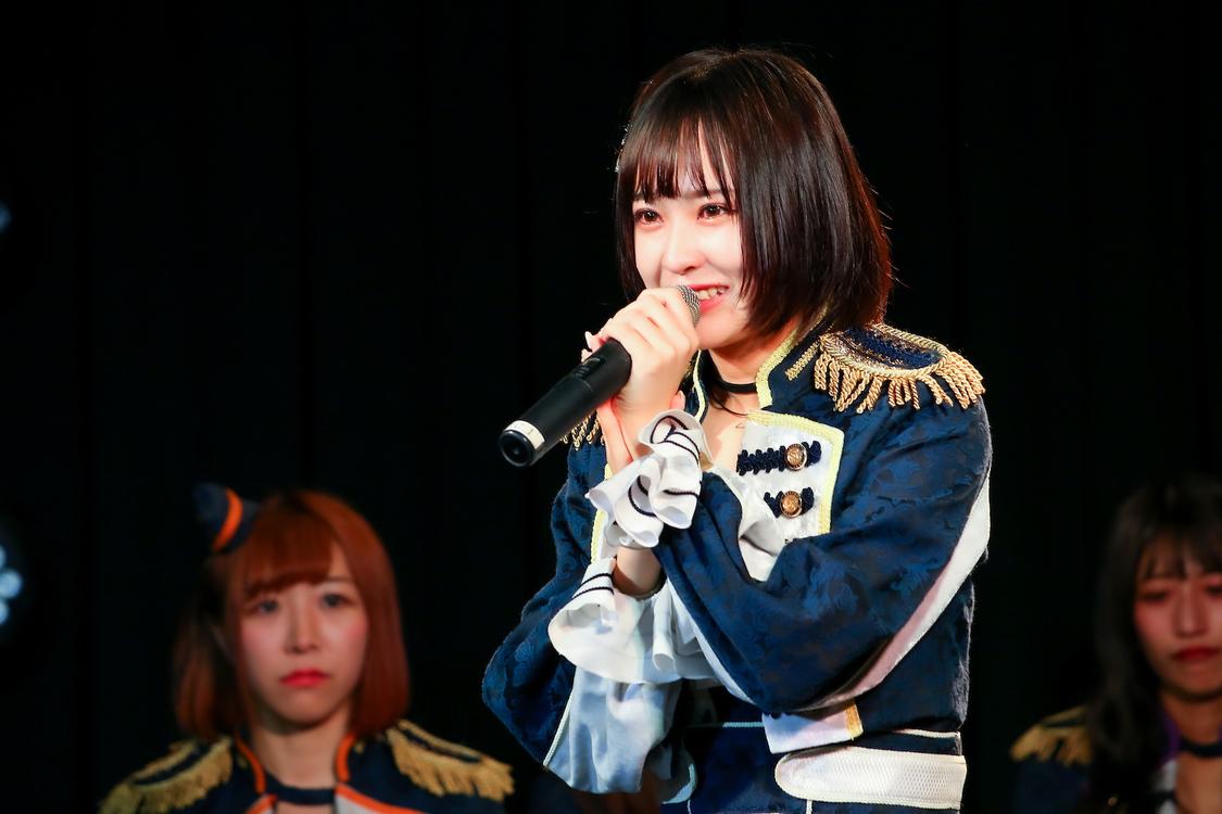OS☆U、香田メイが<第1回センター投票総選挙>初代女王に決定!「どんどんどんどん上を目指して頑張っていきます」