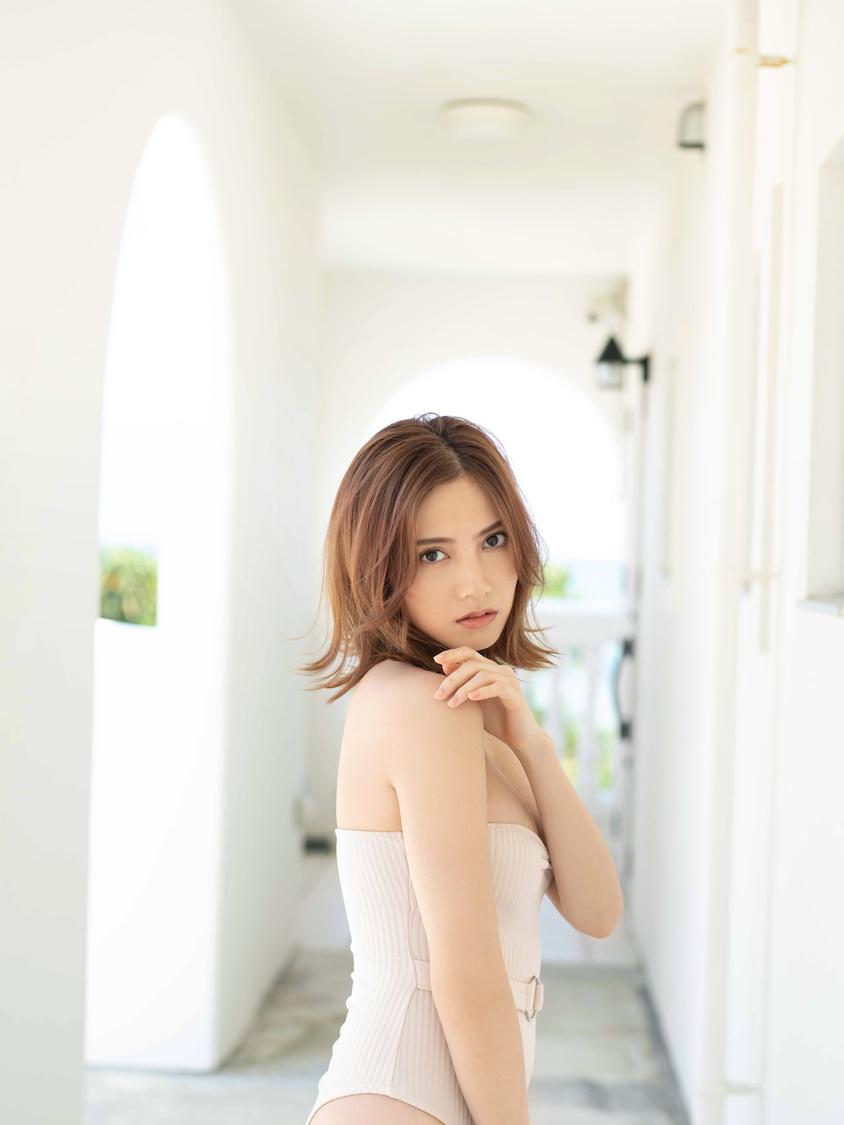 桃月なしこ(©佐賀章広/FRIDAY9月10日発売号アザーカット)