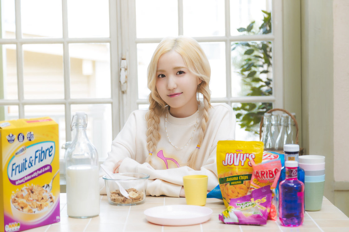 AKB48 Team 8 本田仁美、韓国ブランド『KIRSH』とのコラボアイテム発売開始!