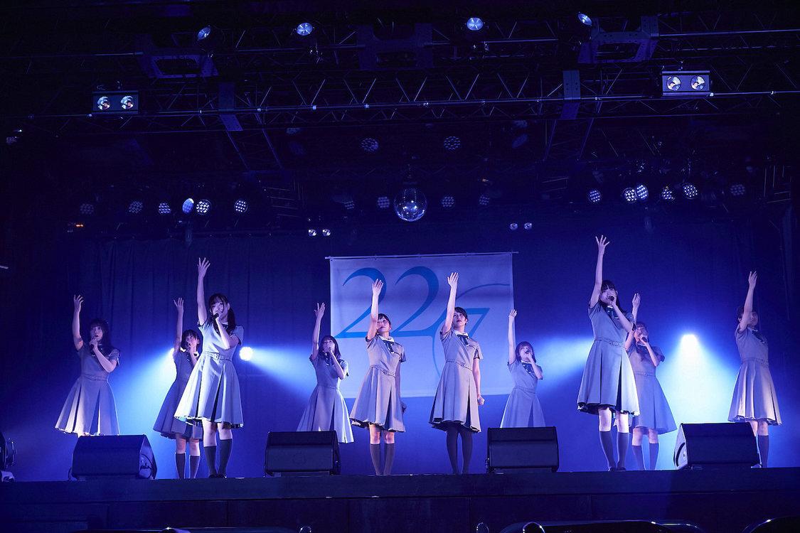 22/7、約5年ぶりの新メンバーオーディション開催決定![本日の配信ライブ写真あり]