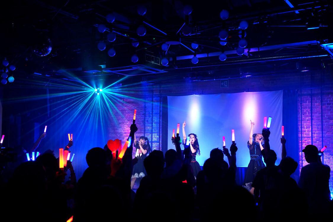 グットクルー[ライブレポート]デビュー1周年記念ワンマンで見せた輝かしい未来! 「メンバーや運営さん、応援してくれるファンのみなさんのおかげです」