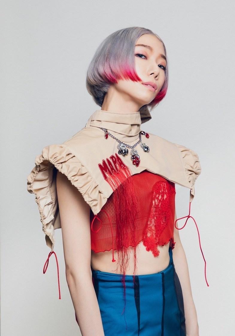 元ブクガ・コショージメグミ、新グループ『MAPA』結成+お披露目は<TIF2021>【コメントあり】