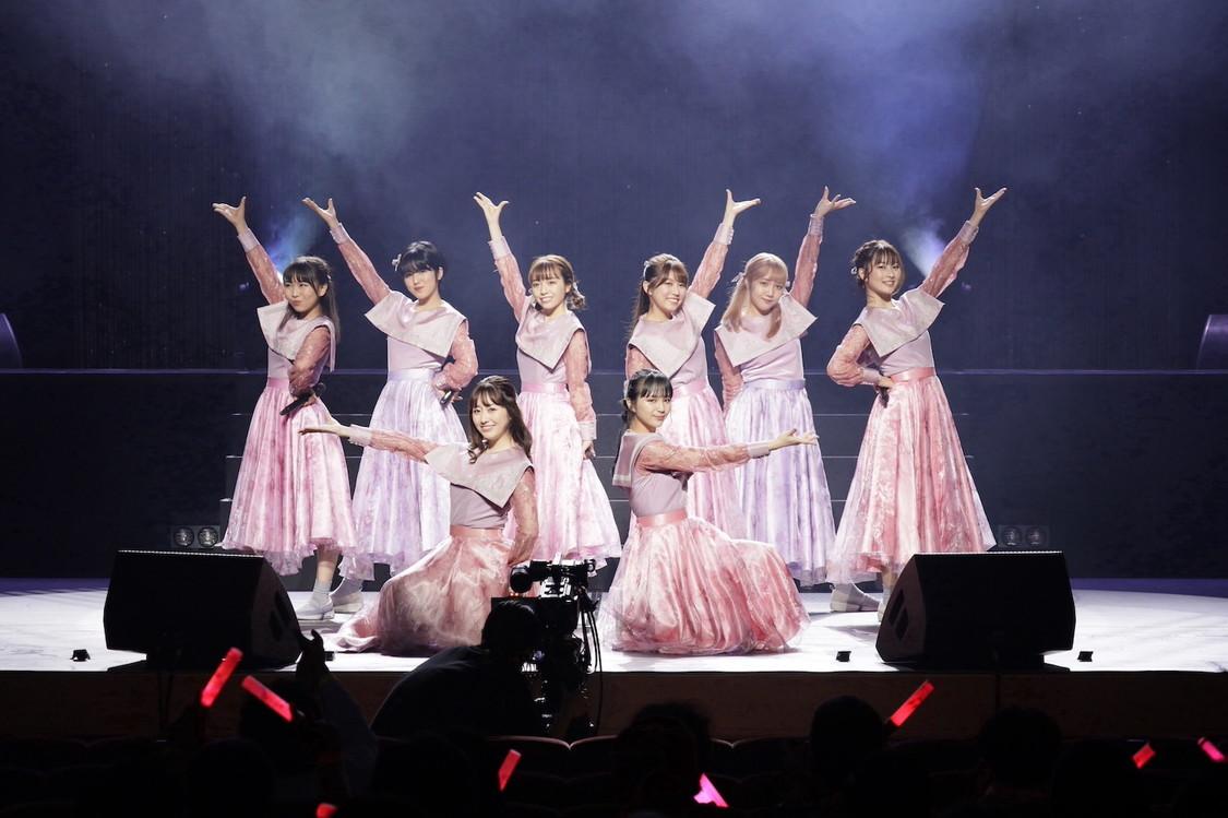 浪江女子発組合、1st ALリリース&LINE CUBE SHIBUYAワンマンライブ開催決定!