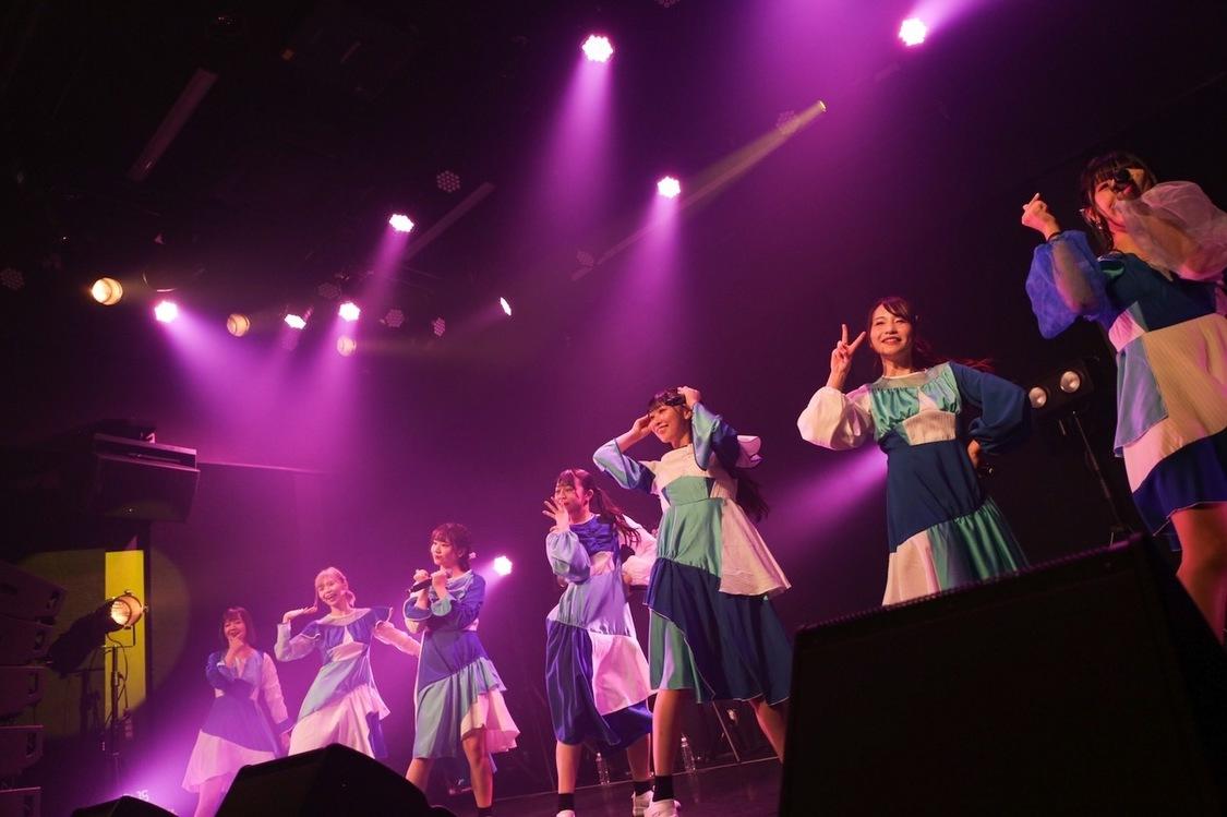 新アイドルグループ・Sekaisen[ライブレポート]IVOLVEの楽曲を受け継ぐ覚悟と新たな挑戦への野心をステージに刻んだデビューライブ