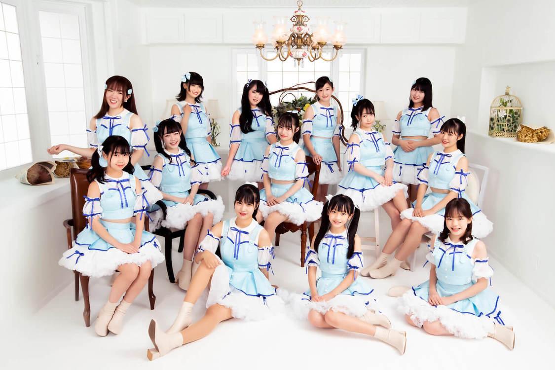 OS☆U妹ユニット・OS☆K、デビュー! 「先輩方に少しでも恩返しできるように頑張っていきたいです」