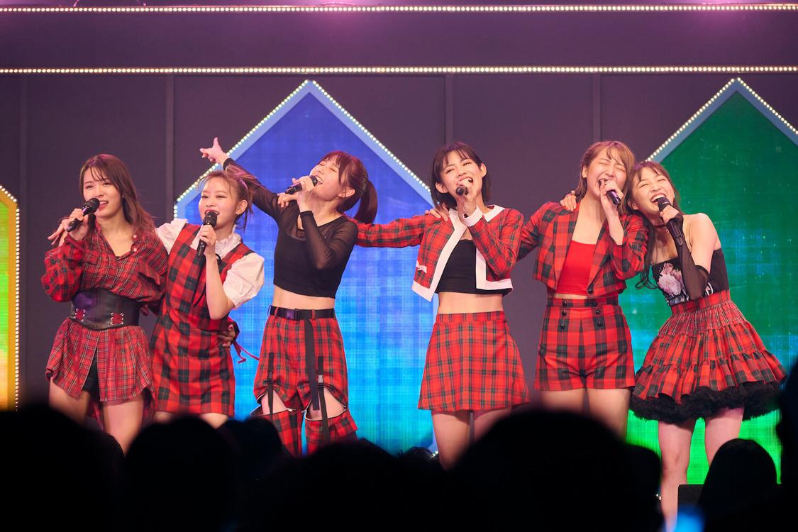 TPD[ライブレポート]ラストステージで魅せた8年間の集大成「これからも6人の未来を応援していただけたら嬉しいです」(撮影:Jumpei Yamada)