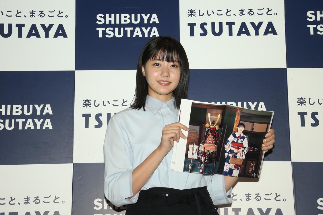 STU48 瀧野由美子[写真集発売記念イベントレポート]渾身の1st写真集の見どころを語る「初めて水着とかランジェリーに挑戦したので、今まで見せなかった一面にも注目してもらえれば」
