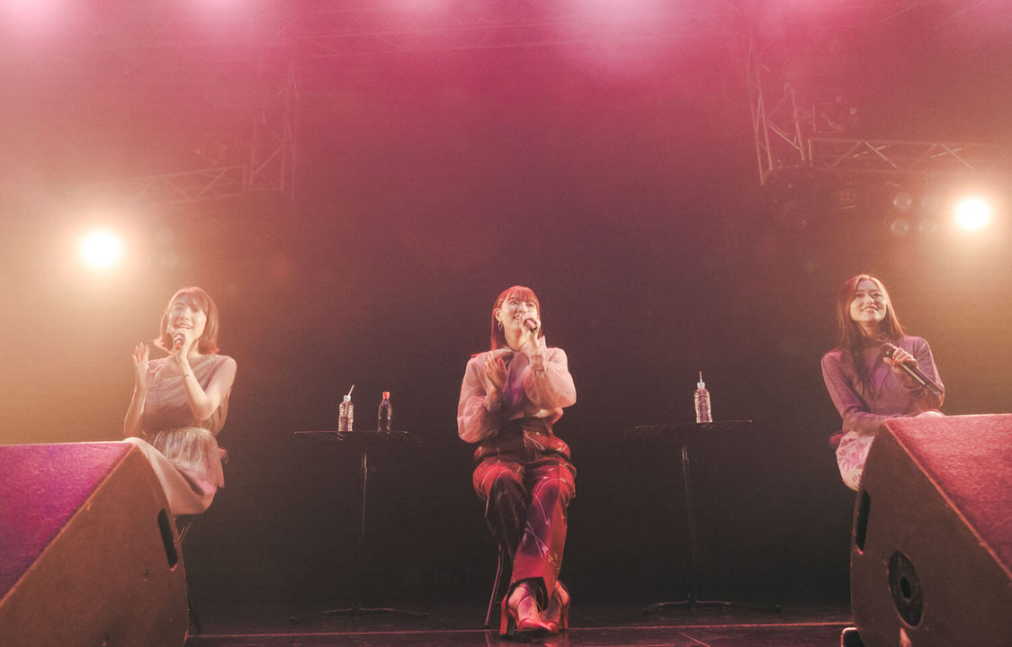 kolme、約1年7ヵ月振りとなる全国ツアー開幕!