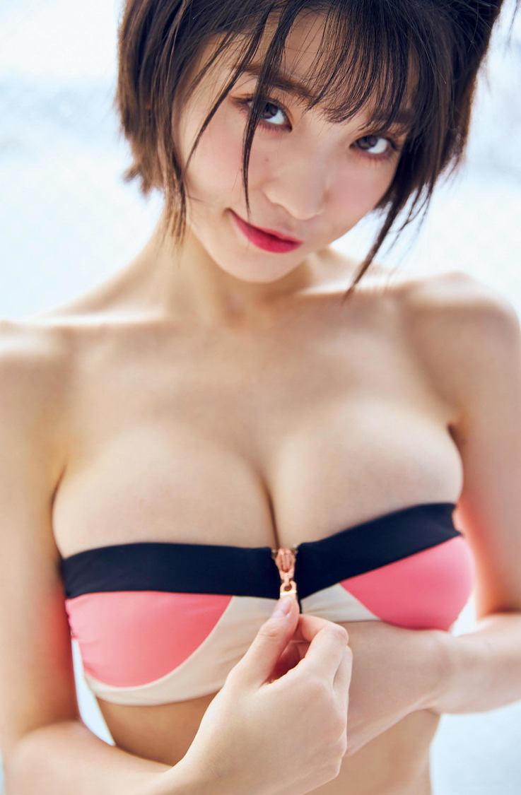 根本凪(©光文社/週刊『FLASH』 撮影:フジシロタカノリ)