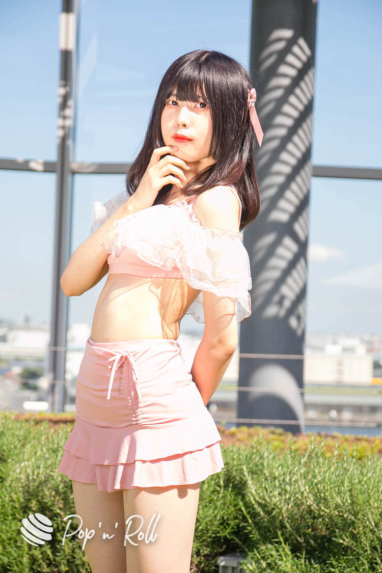 守道小粋(Teamくれれっ娘!)<TGIF ONLINE 2021>水着グラビア撮り下ろしフォト(10月2日)